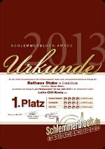 schlemmerblock award